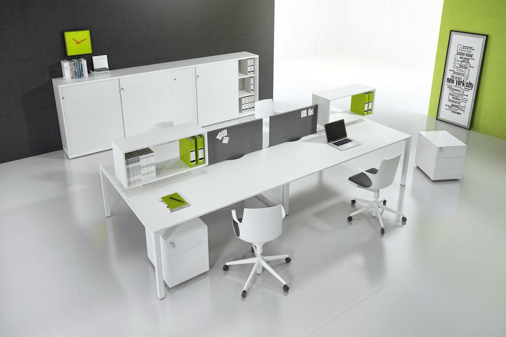 Forniture Mobili Per Ufficio.Italo Ergospace Mobili Per Ufficio Milano Progettazione E